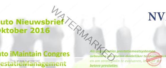 Suto iMaintain Congres PrestatieManagement
